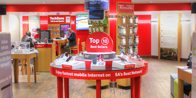 Vodacom Shop The Bridge