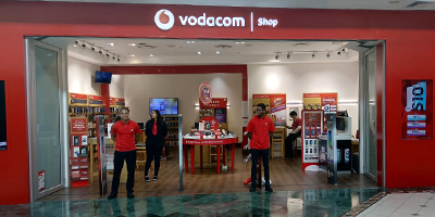 Vodacom Shop Century City