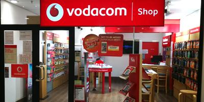 Vodacom Shop Sanlam
