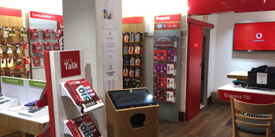 Vodacom Shop Pinelands