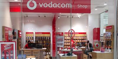 Vodacom Shop Zevenwacht